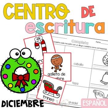 Writing Center Spanish December - Centro de Escritura Diciembre