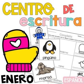 Writing Center Spanish January - Centro de Escritura Enero