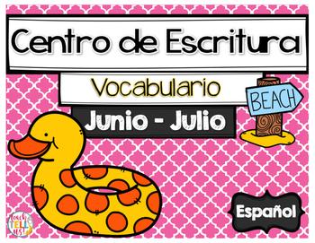 Writing Center Spanish June and July - Centro de Escritura