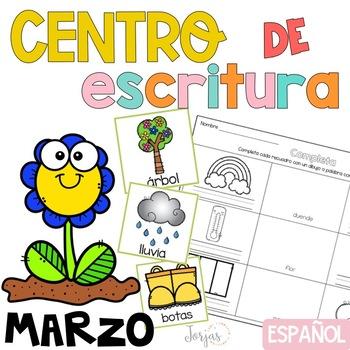Writing Center Spanish March - Centro de Escritura Marzo