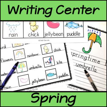 Writing Center Spring