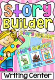 Writing Center - Story Builder