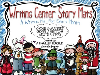 Writing Center Story Mats