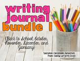 Writing Journal Bundle 1