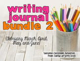Writing Journal Bundle 2