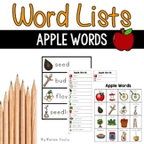 Apple Words