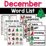 December Words