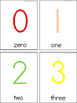 Numers Writing Center Tools: Math and Science Words