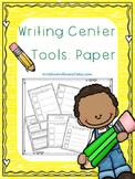 Writing Center Tools: Papers - Freebie
