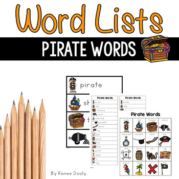 Pirate  Words