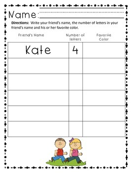 Writing Center Worksheets