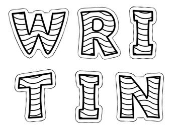 Writers Workshop Center:  Writing Prompts for the Whole Year