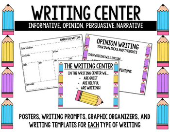 Writing Center Writing Workstation