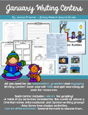 January Writing Center -Print and Go!