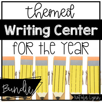 Thematic Writing Center for the Year