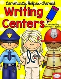 Writing Centers: Community Helper-Themed, K-2