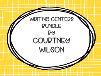 Writing Centers Display and Checklist