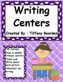 Writing Centers - Ready to Use