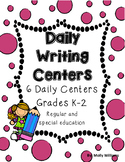 Writing Centers for the Year!