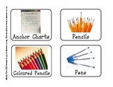 Writing Centre Materials Labels (small & smaller)