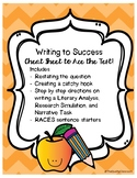 Writing Cheat Sheet for Grades 3-5