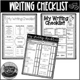 My Writing Checklist