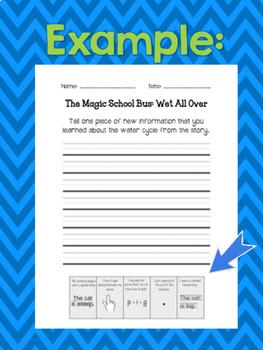 Writing Checklist (FREEBIE!)