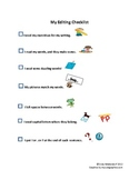 Writing Checklist K-3 Editing/Proofreading