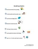 Writing Checklist K-3 Editing/Proofreading