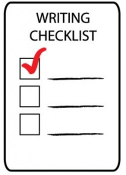 Writing Checklist- Narrative and Expository