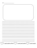 Writing Checklist Paper