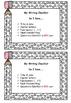 Writing Checklist for Copies FREEBIE