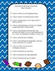 Writing Checklists/Posters for Common Core Writing