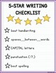 Writing Checklists for Primary Students
