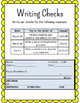 Writing Checks - Finance in the Classroom