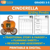 Writing Cinderella Stories - Parodies, or Fractured Fairy Tales
