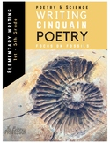 Writing Cinquain Poetry: Focus on Fossils for Elementary Students