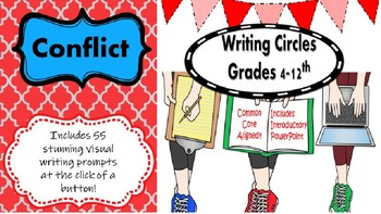Writing Circles: Conflict Prompts