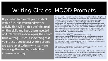 Writing Circles: Mood Prompts