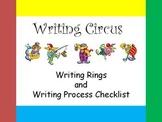 Writing Circus Writing Rings and Process Checklist