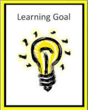 Writing Clear, Deconstructed Learning Goals & Student-Friendly Scales