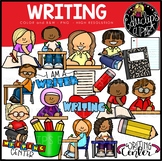 Writing Clip Art Bundle (Educlips Clipart)