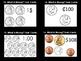 Writing Coin Value Task Cards (32 Task Cards) (TEK 2.5B)