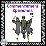 Writing Commencement (Graduation) Speeches