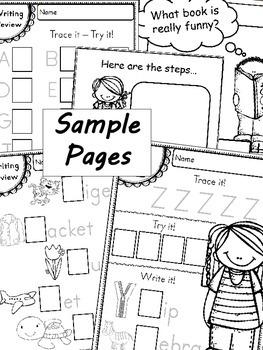 Handwriting & Writing Practice - Pack 2
