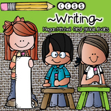 Writing Common Core First Grade