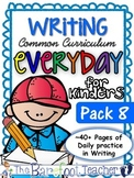 Handwriting & Writing Practice - Pack 8