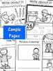 Handwriting & Writing Practice - Pack 8
