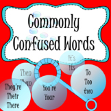 Frequently  and Commonly Confused Words