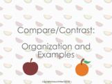 Writing Comparison - Presentation